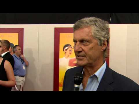 The Hundred Foot Journey: Director Lasse Hallström Red Carpet Movie Interview