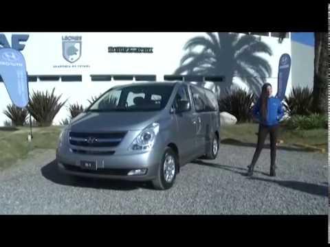 Hyundai H1 2014 lanzamiento por CRASH TEST