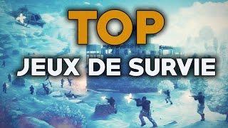Top  jeux de survie multijoueur en 2017