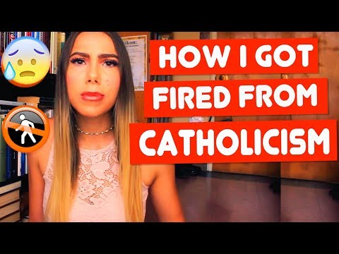 🔥How I Got FIRED by a CATHOLIC CONFERENCE!! 🔥 [LIVE FOOTAGE]