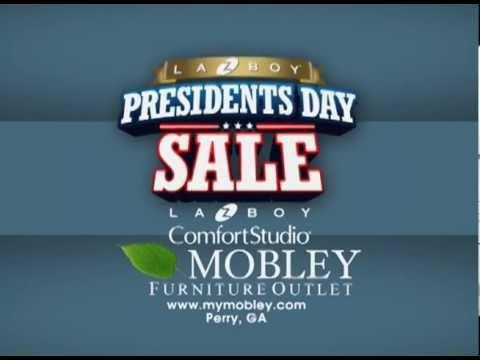 Mobley Furniture Outlet: LAZBOY Presidents Days Sale