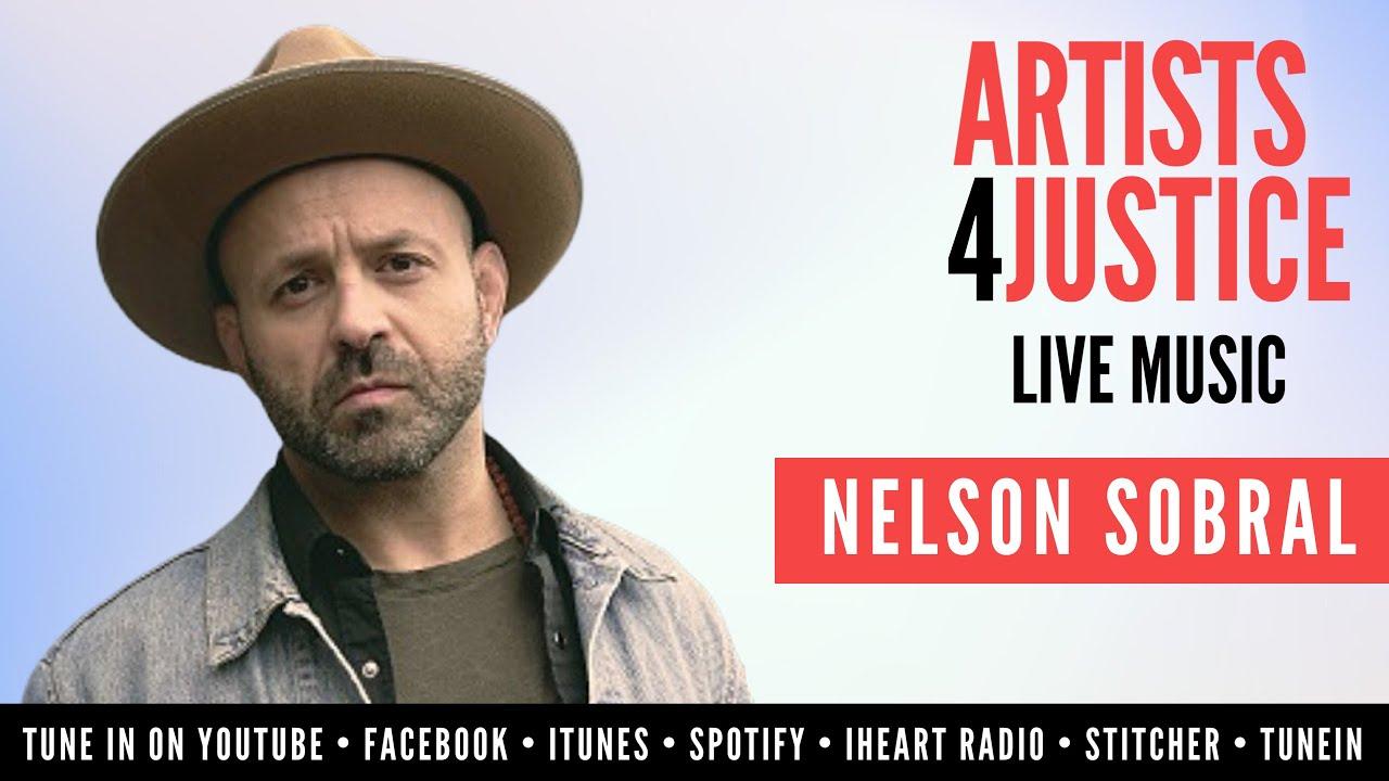 A4J LIVE MUSIC • NELSON SOBRAL