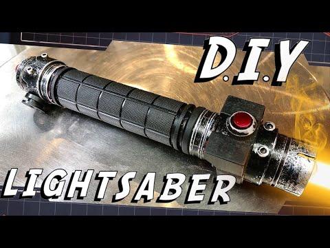 DIY Lightsaber Hilt