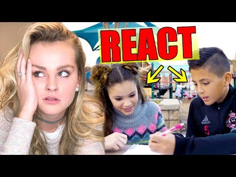 Ivey Reacts: Boys Are So UGH! (Haschak Sisters)