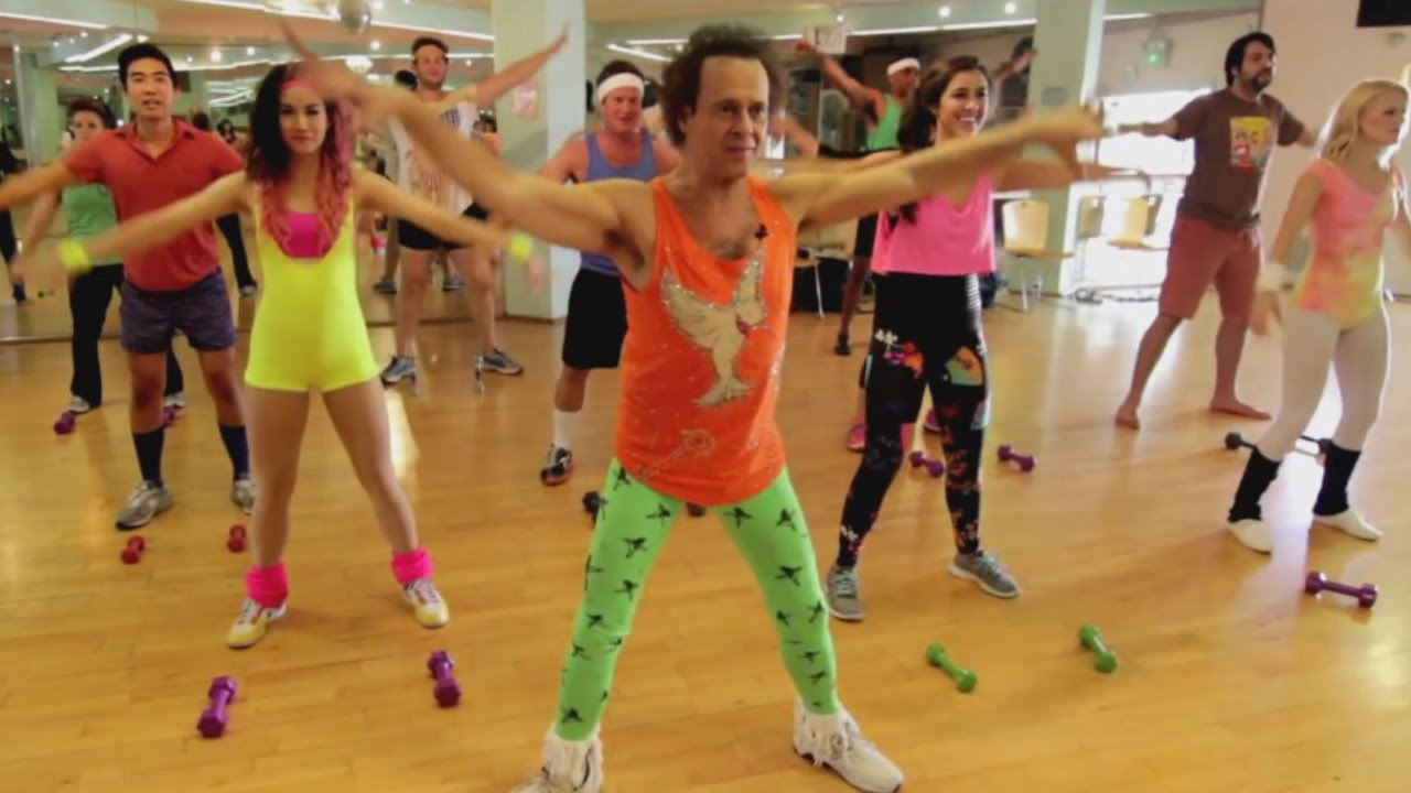 richard simmons 39 publicist denies he 39 s being held captive by housekeeper youtube. Black Bedroom Furniture Sets. Home Design Ideas