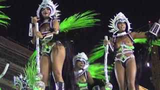 DISCOVER BRAZIL: Hottest Sexy Samba Dancer in Rio de Janeiro - Carnival at the Copacabana