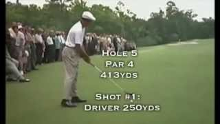 Ben Hogan - Club Distances