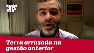 Novo governo não pode fazer terra arrasada na gestão anterior  | Carlos Andreazza