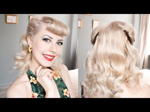 vintage-hairstyle---bumper-bangs-+-side-combs