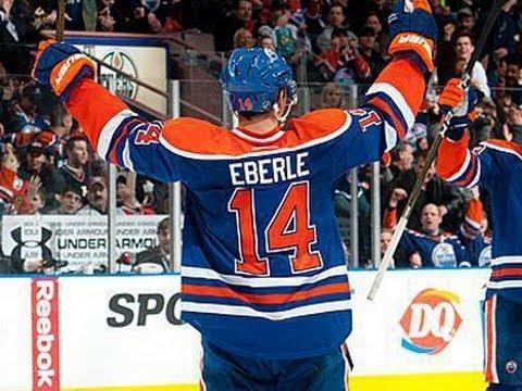 Jordan Eberle #14 - A Goalie's Nightmare