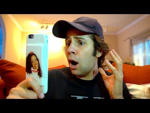 THREATENED BY A FAN! (VIDEO PROOF)