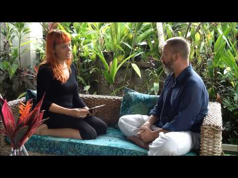 John Ratcliffe Interview Bali