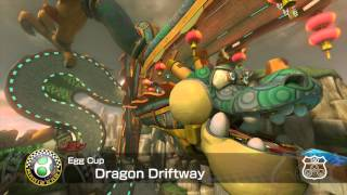 Mario Kart 8: First run at Egg Cup (DLC Pack #1)