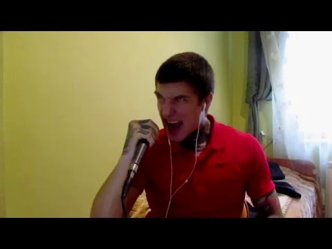 ALEX TERRIBLE COVER Suicide Silence-Unanswered  (RUSSIAN HATE PROJECT)