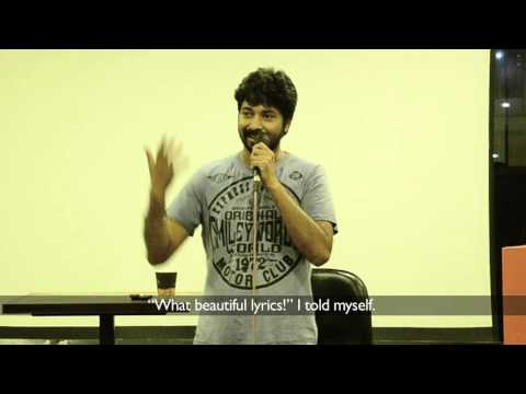 The Storytellers: How I Wrote Kaalam Kettu Poyi (Premam) - Shabareesh Varma
