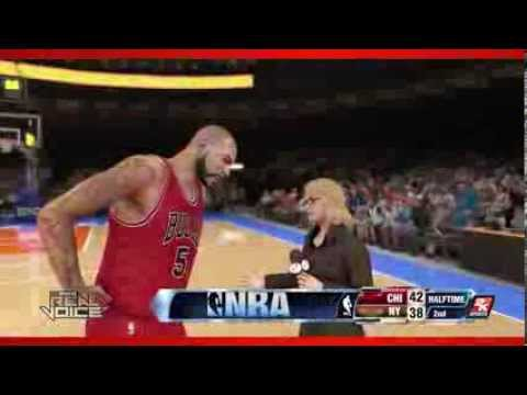 NBA 2K14- Real Voices Trailer (PS4) (Xbox One)
