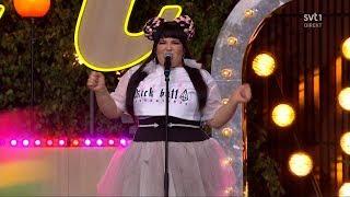 """Netta - Toy (Live """"Allsång På Skansen"""" 2018)"""
