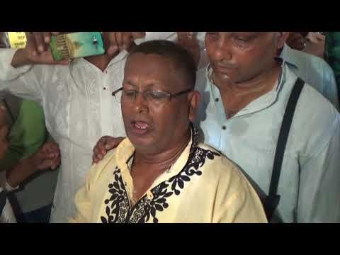 बर्माका अल्पसंख्यक रोहिंग्या म'स्लिम सम'दायको स'रक्षाको माग गर्दै नेपालगन्जमा बिरोध