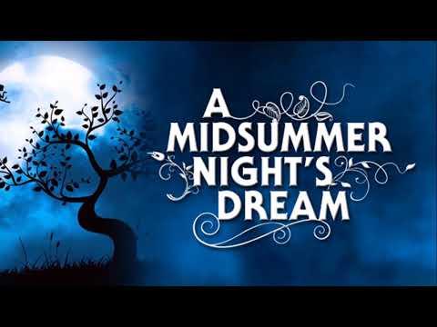 """कथा  भित्रका गीतहरु """"A Mid Summer Night's Dream"""" by William Shakespeare"""