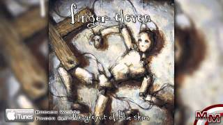 Watch Finger Eleven Broken Words video