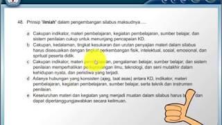 Soal Pedagogik Dan Pembahasannya Untuk Latihan Soal Ppg Daljab 2020 Pretest Dan Utn