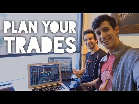 How To Plan Out Your Day & Swing Trades In 25 Minutes