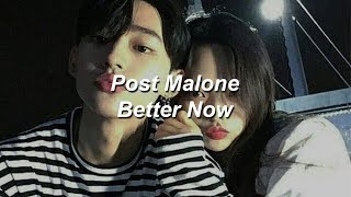 Post Malone - Better Now // Kid Travis Cover // lyrics Video