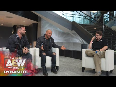 WE HEAR FROM FTR FOR THE FIRST TIME IN AEW | AEW DYNAMITE 6/3/20, JACKSONVILLE, FL