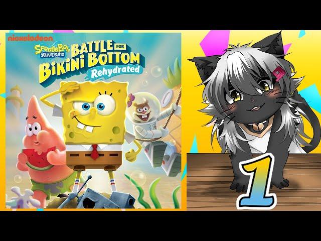 SpongeBob SquarePants With Candy! (Part 1)