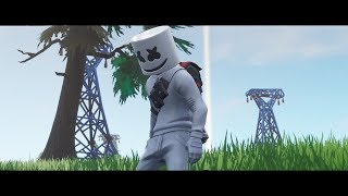 Marshmello - Alone (Official Fortnite Music Video) - Fortnite Parody / Remake! @marshmellomusic