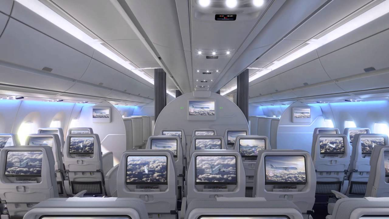 finnair a350 xwb designed by dsign vertti kivi co youtube. Black Bedroom Furniture Sets. Home Design Ideas