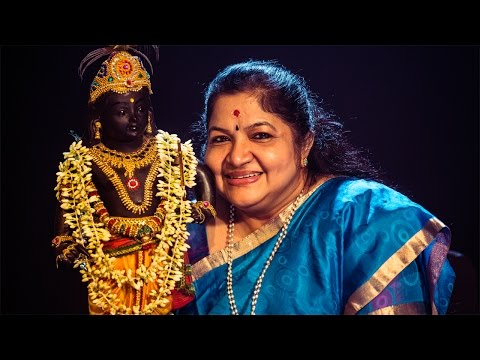 Achyutam keshavam | K S Chithra | Full Version...