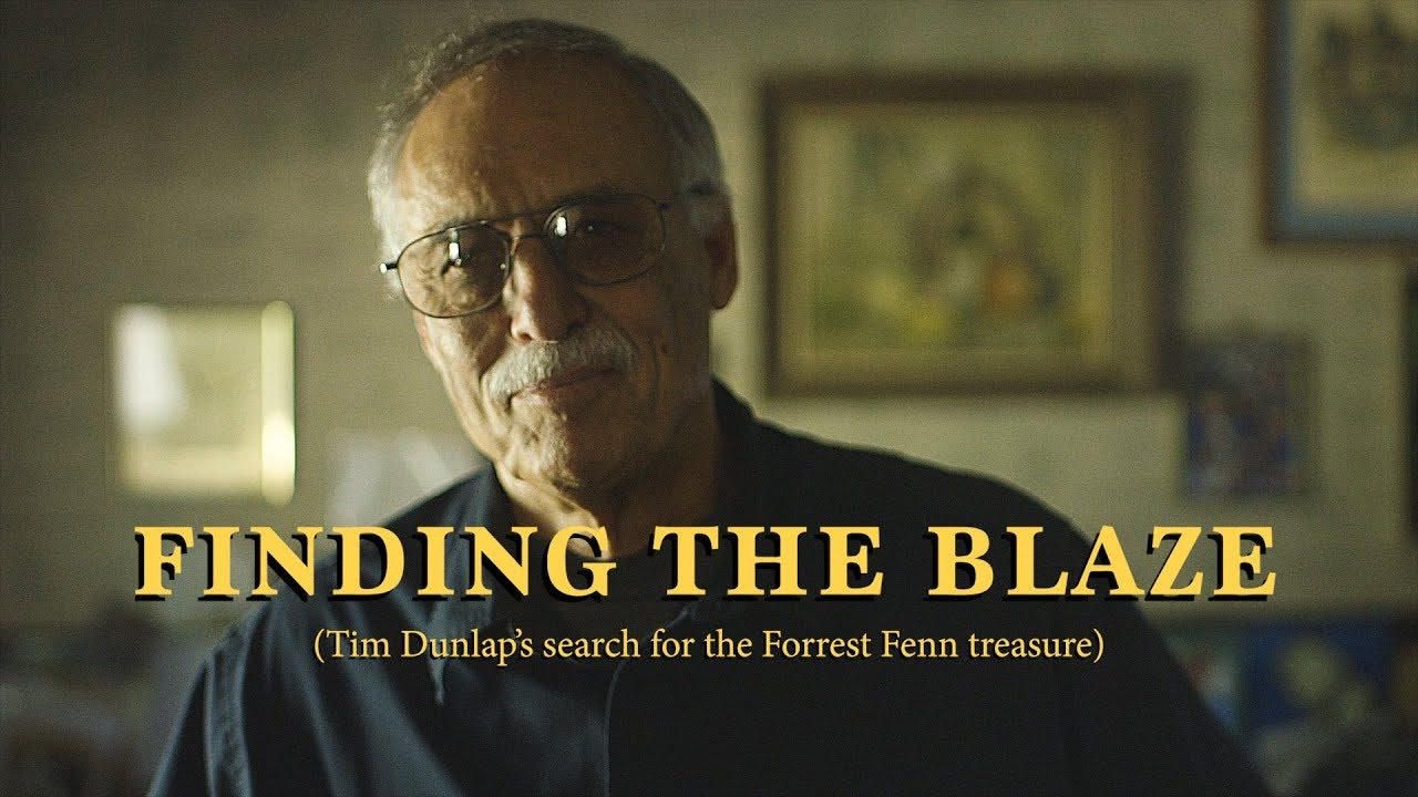 Finding The Blaze (2018)