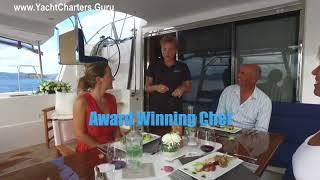 Catamaran Xenia 50 Luxury Crewed Yacht Charter Vacations