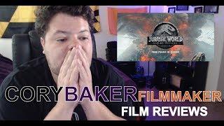 Jurassic World: Fallen Kingdom (Movie Review: Chris Pratt Bryce Dallas Howard, Jeff Goldblum)