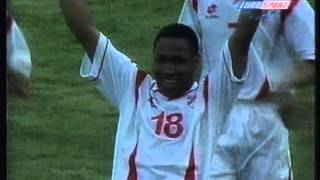 1998 (February 12) Tunisia 2 -DR Congo 1 (African Nations Cup)