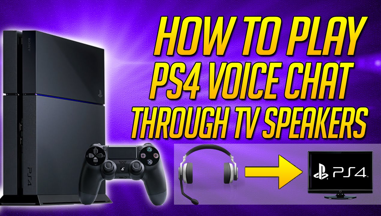 how to watch live tv on ps4