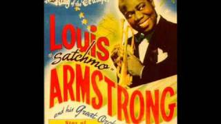 If I Could Be With You - Louis Armstrong