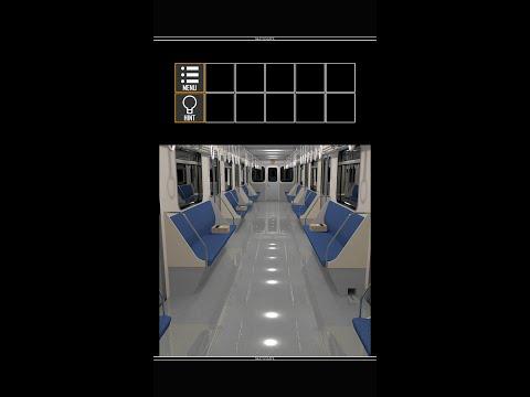 脱出ゲーム 電車からの脱出/攻略動画【official】NEATESCAPE