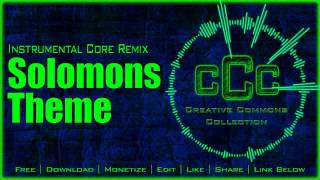 Free Music | Instrumental Core - Solomon