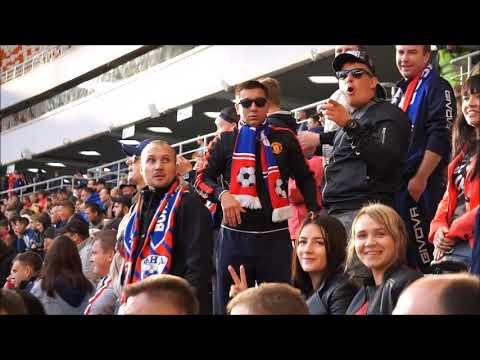Мы на матче Тамбов - ЦСКА, г. Саранск, Мордовия-Арена, 15.09.2019 г.