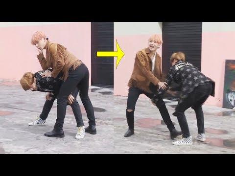 BTS Annoying Each Other