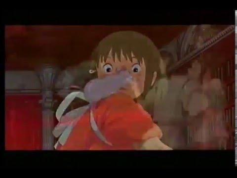 Trailer El viaje de Chihiro - CINE Y ESPIRITUALIDAD - Agosto 2011 from YouTube · Duration:  1 minutes 21 seconds