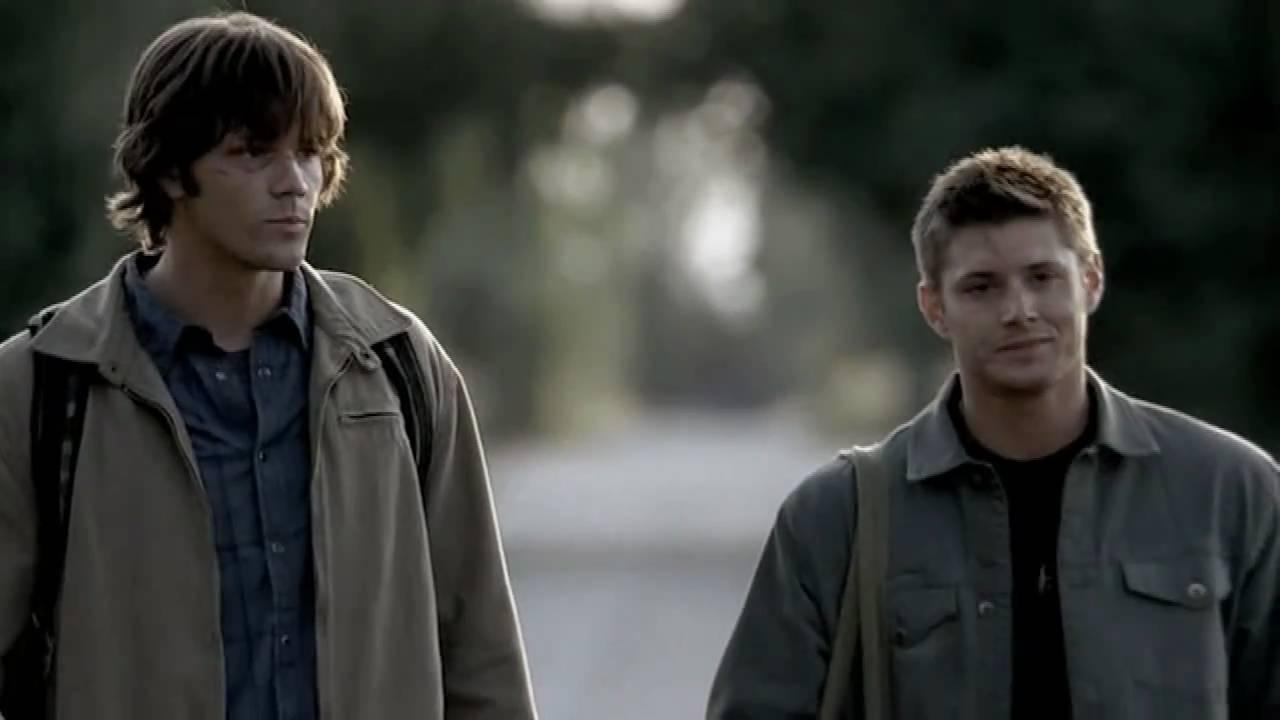 Supernatural Dean And Sam