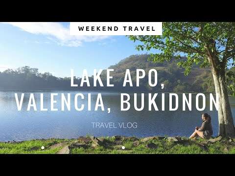 Weekend at Lake Apo Travel Vlog