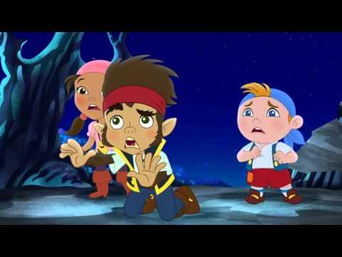 Джейк и пираты Нетландии - Сражение за море (Часть 1) - Серия 33 Сезон 3