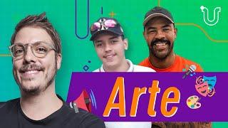 Trocando Ideia: A arte como ferramenta para educação