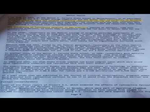 Gangstalking history, government facts, and i v league research Energy weapons on prisoners