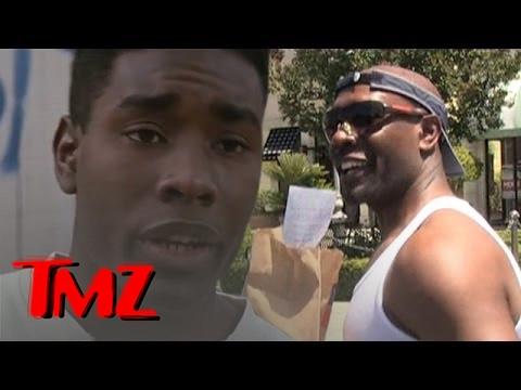 "Morris Chestnut Talks ""Boyz n The Hood"" Death"