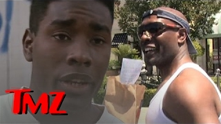 "Morris Chestnut Talks ""Boyz n The Hood"" Death"